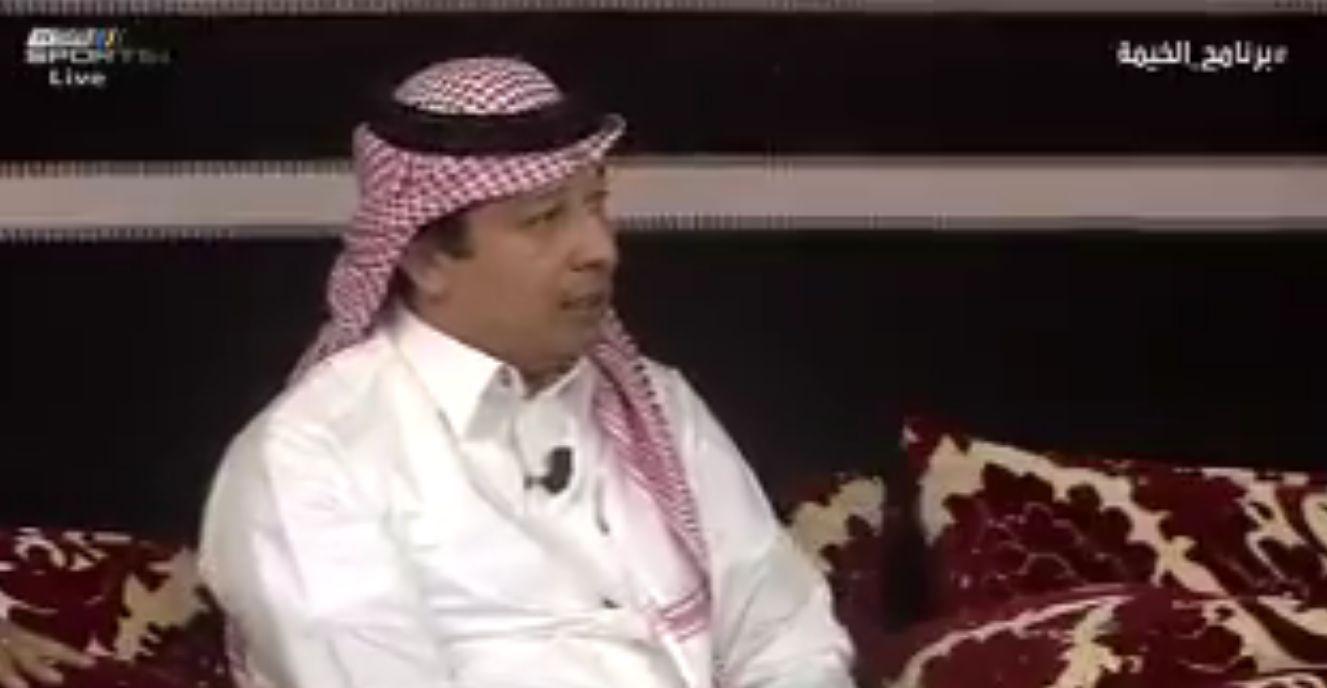 بالفيديو..فيصل الجفن: أتمنى خروجنا من آسيا لقارة أخرى!