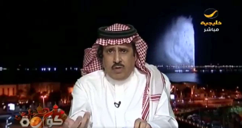 بالفيديو..الشمراني: المنتخب العربي الوحيد القادر على تجاوز المجموعات في كأس العالم هو..؟
