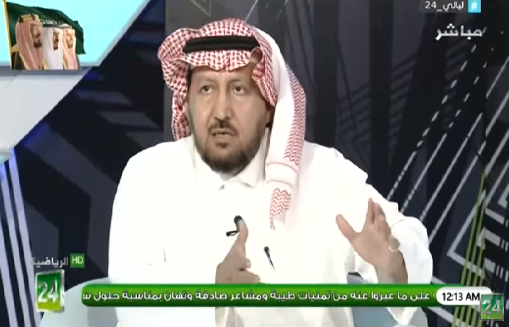 بالفيديو.. عبدالمحسن الجحلان: دياز خان الهلال