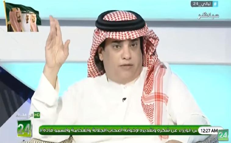 """بالفيديو.. خالد الشعلان: """"دياز"""" مكسب لمدرج الاتحاد"""