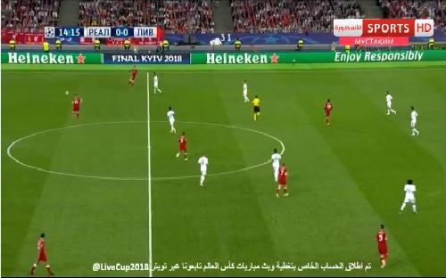بالفيديو.. ريال مدريد يسحق ليفربول بثلاثة أهداف ويتوج بلقب دوري أبطال أوروبا
