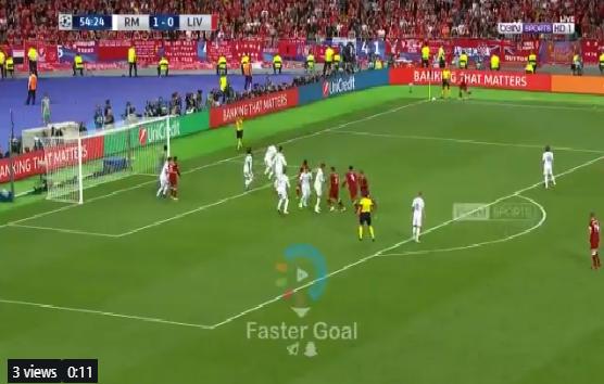بالفيديو.. ماني يسجل هدف التعادل لليفربول في مرمى ريال مدريد