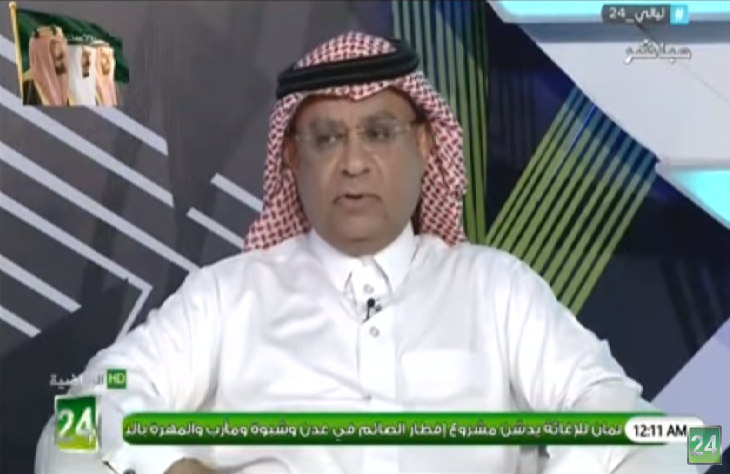 """بالفيديو.. سعود الصرامي: هذا الرجل يتحمل مسؤولية رحيل """"سييرا"""" عن الاتحاد!"""