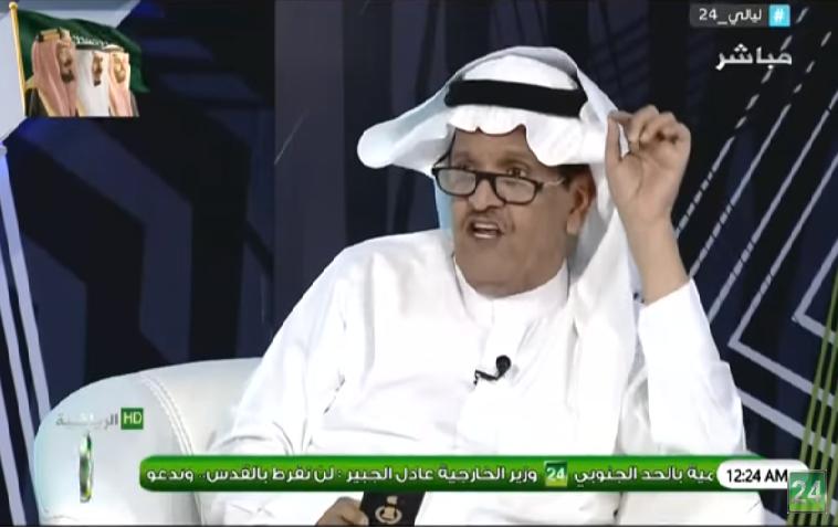 بالفيديو.. عدنان جستنيه: نادي الاتحاد لا يقف على مدرب!