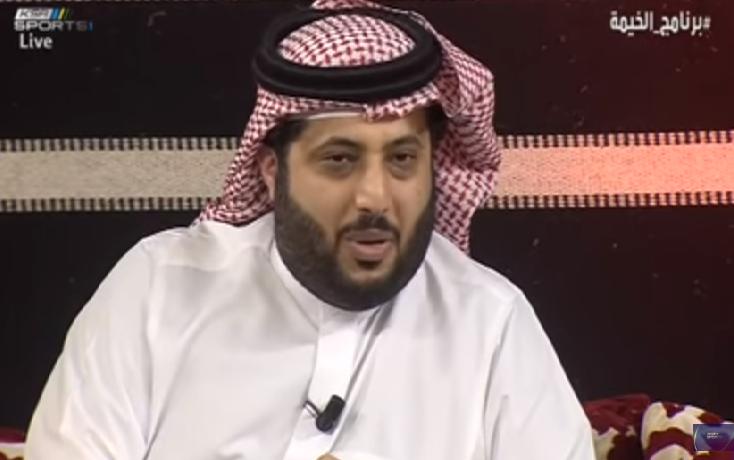 بالفيديو.. آل الشيخ مازحًا الرئيس السيسي: نبي نتخلص من محمد صلاح في كأس العالم!
