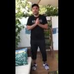 بالفيديو.. المدرب التشيلي سييرا يودع جماهير الاتحاد ويعلن رحيله عن النادي