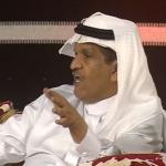 بالفيديو.. عدنان جستينيه: أسامح زميلي عبدالرحمن السماري!