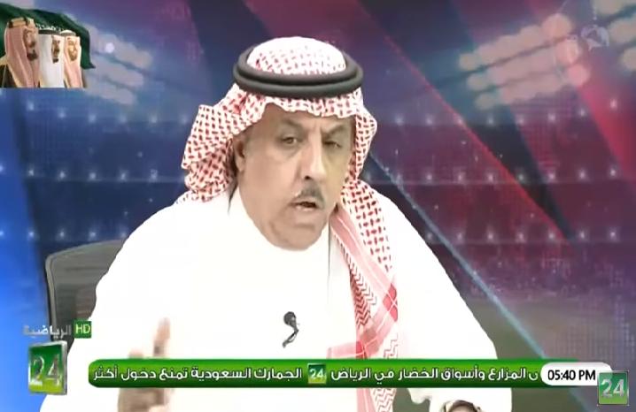 """بالفيديو.. خالد المعجل: """"سامي الجابر"""" لم يكن له صلاحية في الاستغناء عني بنادي الشباب!"""