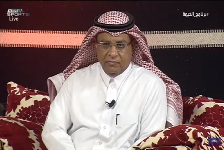 بالفيديو.. سعود الصرامي: لهذا السبب تراجع آل الشيخ عن مرافقة المنتخب !