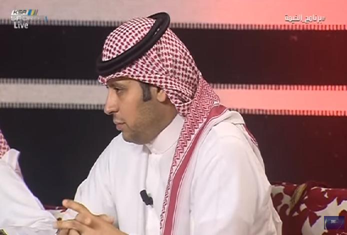 بالفيديو.. أحمد الفهيد: ماجد النفيعي تاجر ويستطيع أن يسير الأهلي!