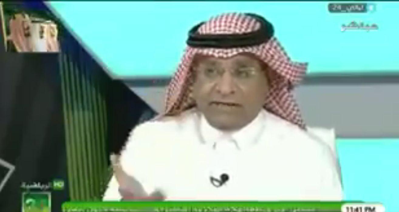 بالفيديو..سعود الصرامي: لا تهمني الجماهير!