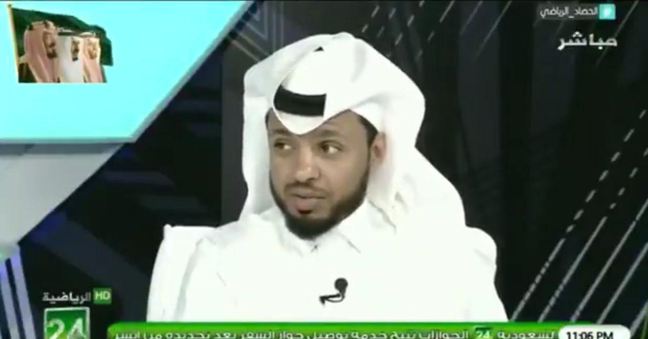 بالفيديو..المريسل يوضح حقيقة رحيل كارينيو عن النصر ويكشف عن خبر سار!