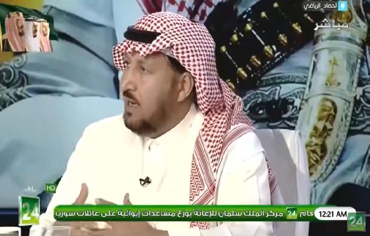 بالفيديو.. عبدالمحسن الجحلان: نحن لسنا محامين عن أشخاص في نادي الهلال!