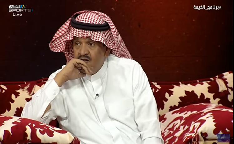 بالفيديو.. عدنان جستنيه: سامي الجابر لم يأتي لفضح إدارة الهلال السابقة !