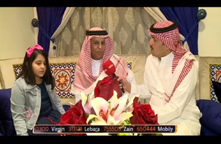 """شاهد.. ماذا قال المدرب نايف العنزي لـ """" آل الشيخ """" ولكل الرياضيين؟!"""