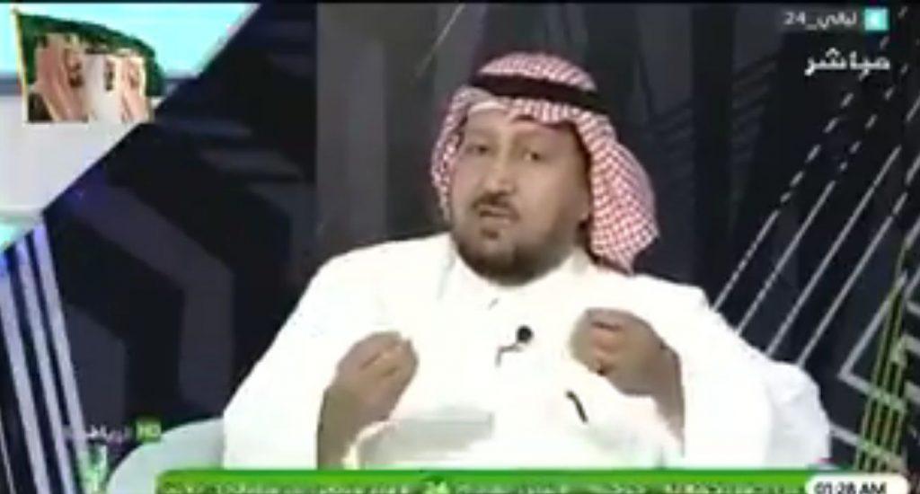 بالفيديو..الجحلان: لهذه الأسباب..الاتحاد سيلغي عقد دياز!
