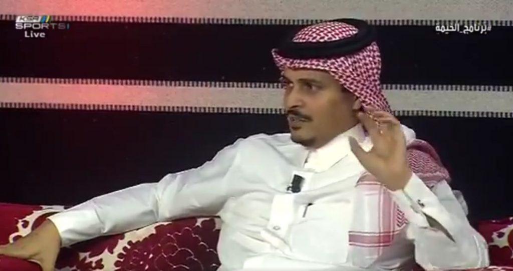 بالفيديو..طارق النوفل: من نعم الله علينا تواجد هذا الشخص في المنتخب!
