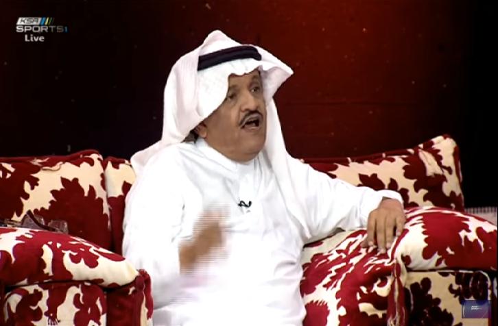 بالفيديو.. عدنان جستنيه: نواف بن سعد هو من أطلق الشرارة بتدخل إيمليانو نجل دياز!