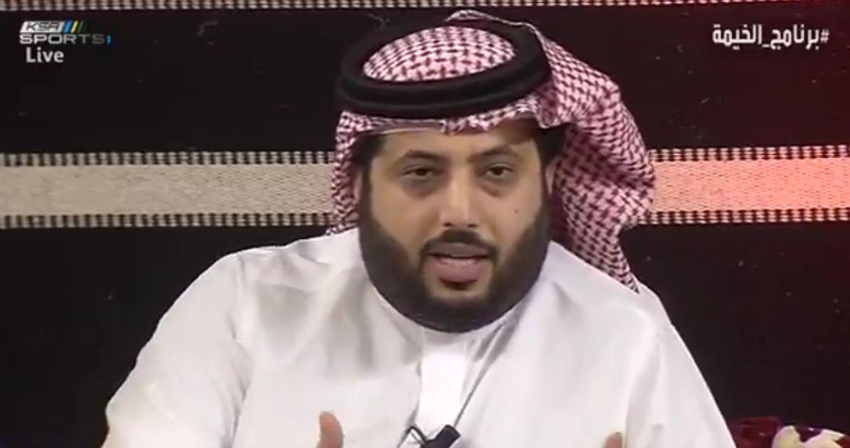 """بالفيديو..آل الشيخ: محمد نور يمتلك شبكة """"مافيا"""" في الكرة السعودية!"""