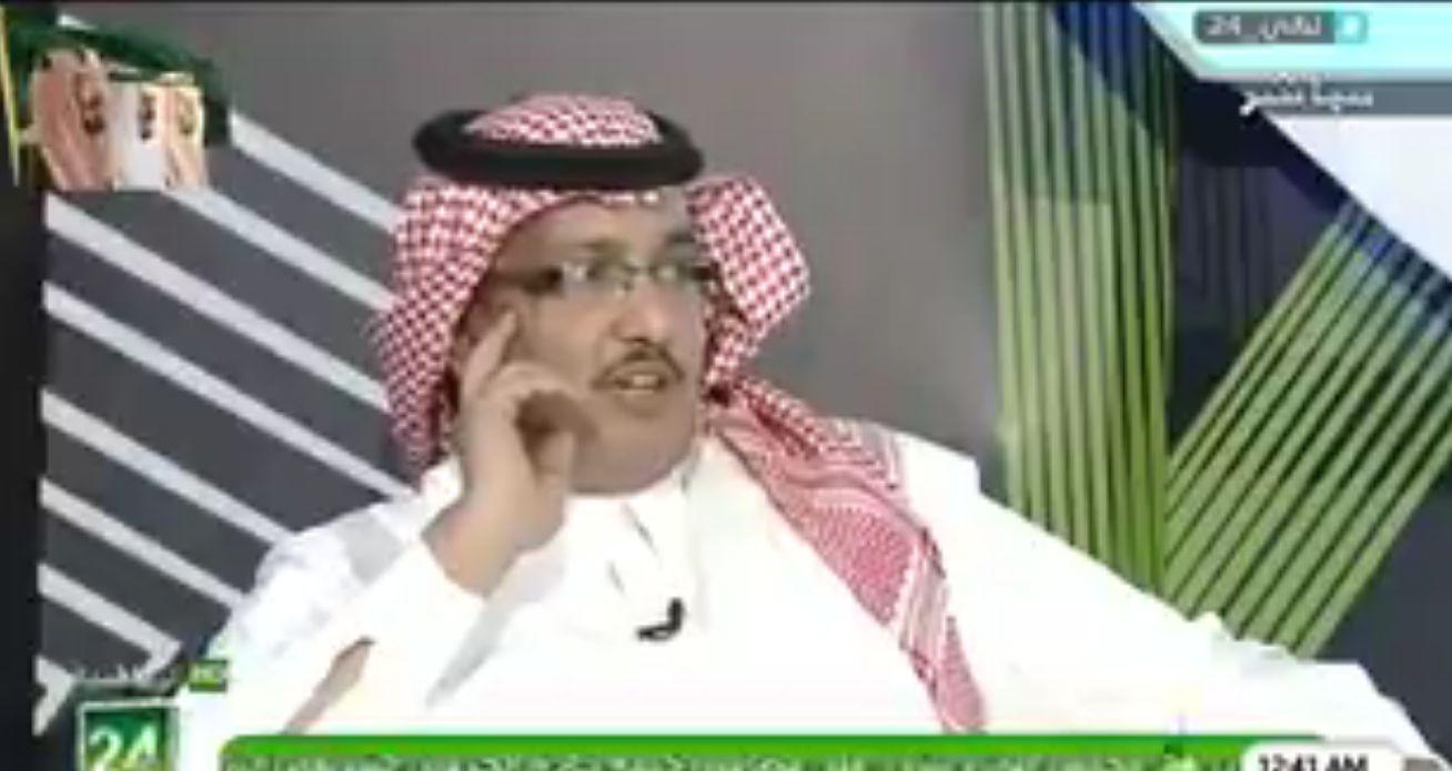 بالفيديو..عبدالله المالكي: الأهلي يحتاج هذا اللاعب بشدة لأنه صاحب إمكانيات كبيرة!