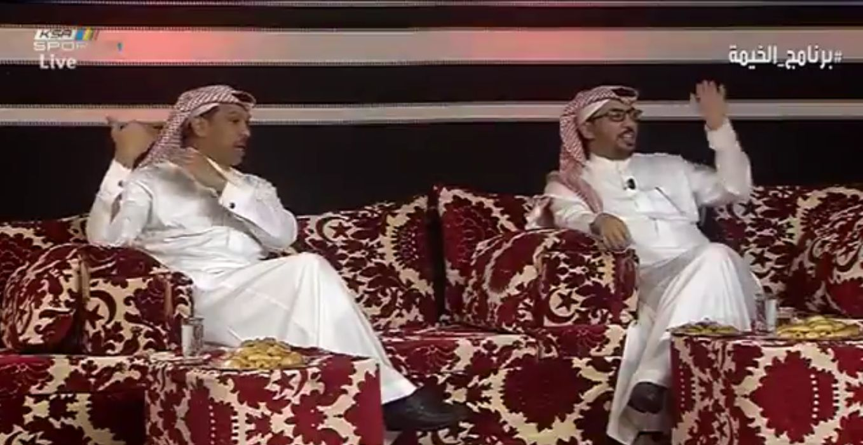 بالفيديو..الروقي لـصالح الداود: أنت تتمسكن..وكلامك غير صحيح!