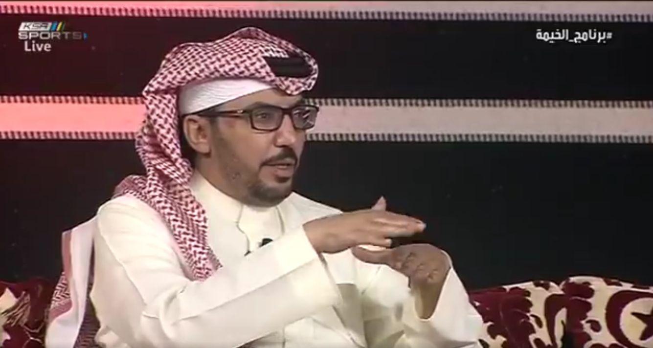 بالفيديو..الروقي: فهد المولد مثل ميسي!