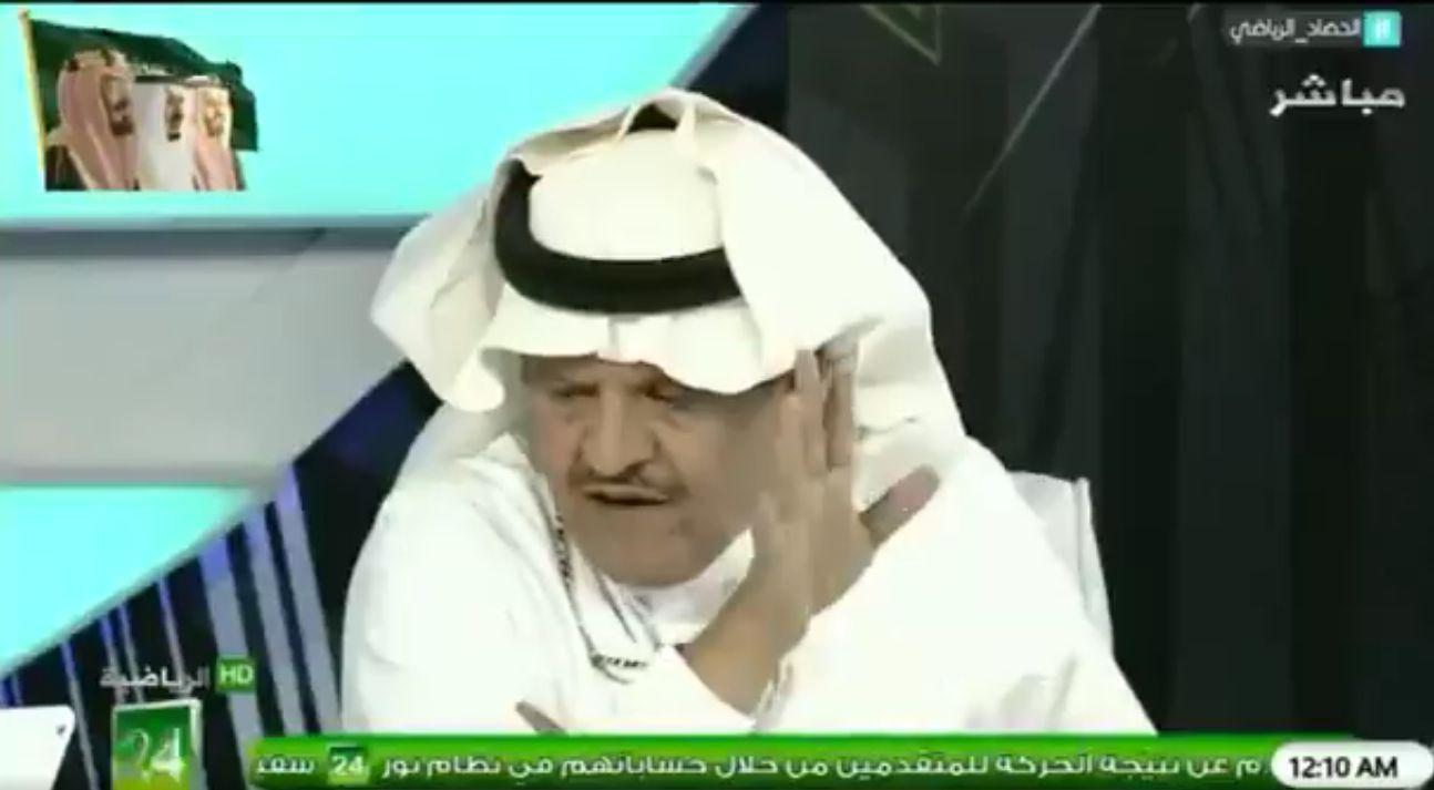 بالفيديو..جستنيه يشن هجوما عنيفا ضد السماري بسبب ديون الهلال!