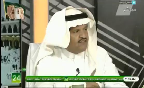 بالفيديو.. عدنان جستنيه: هذا هو أفضل لاعب في مباراة نهائي الملك!