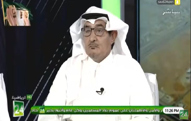 """بالفيديو.. عايد الرشيدي لـ """"عبدالله المالكي"""": لماذا تدافع عن إدارة الأهلي ؟"""