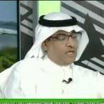 بالفيديو..الجعيلان يهاجم سامي الجابر بسبب هذا التصريح