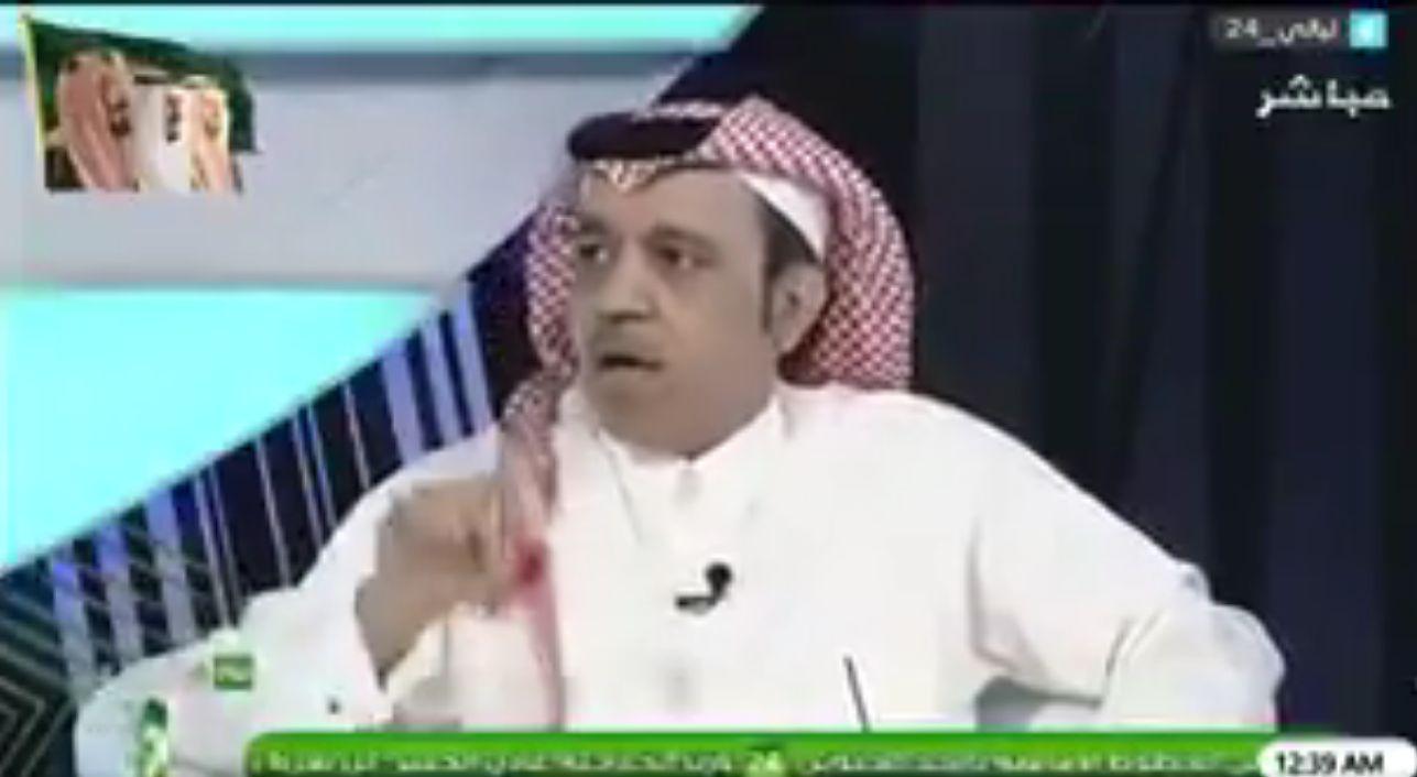 """بالفيديو..محمد الذايدي: لجنة التحكيم """"نصراوية"""" منذ نشأتها..ولم يسبق لهلالي أن ترأس اللجنة!"""