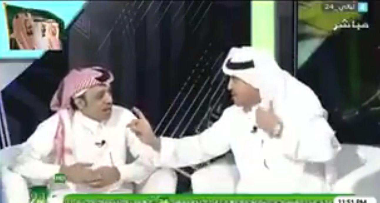 بالفيديو..الطخيم:لأول مرة يطرد 3 لاعبين من الهلال ..ويحتسب ضده 3 ضربات جزاء..والحكم أجنبي!
