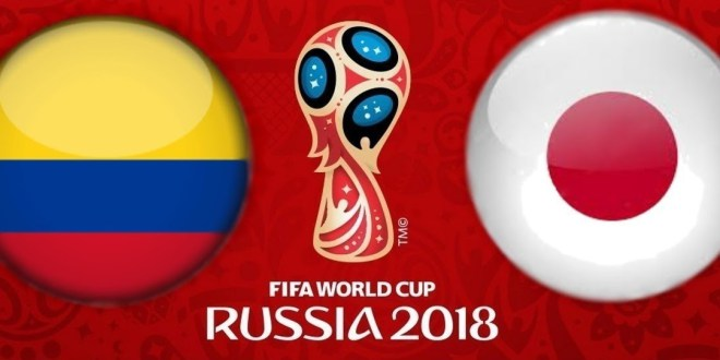 شاهد..بث مباشر لمباراة كولومبيا واليابان في كأس العالم