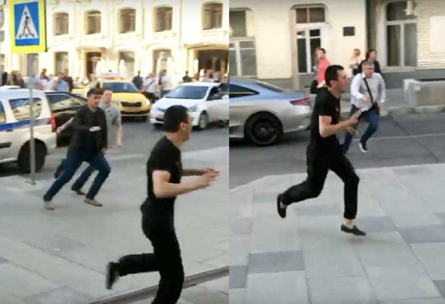 شاهد بالصور..الكشف عن هوية داهس موسكو ورخصة القيادة..وحديث عن كحول!