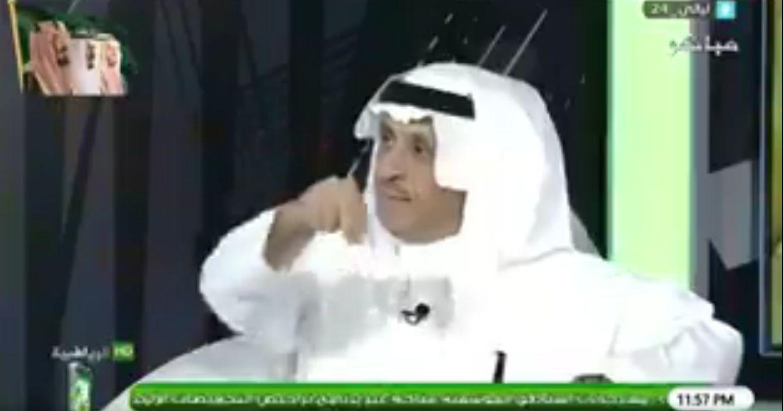 بالفيديو..علي كميخ: استبعاد هذا اللاعب من المنتخب علامة استفهام كبيرة!