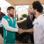 اتحاد الكرة المصري يكشف حقيقة استغلال محمد صلاح سياسيا لصالح الرئيس الشيشاني!