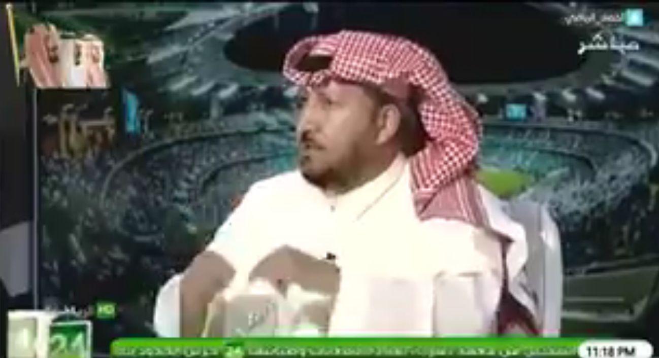بالفيديو..الجحلان: نحتاج هذا اللاعب بقوة في مباراة مصر!