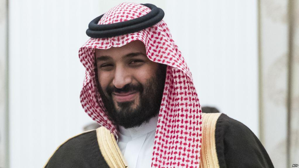 الأمير محمد بن سلمان ولي العهد يغادر إلى روسيا لحضور مباراة الافتتاح