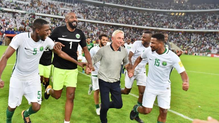 شاهد..وكيل أعمال فان مارفيك يفجر مفاجأة حول رحيله عن المنتخب السعودي..هذا الشخص هو السبب!