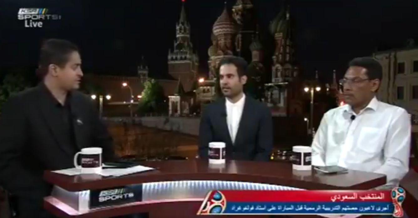 بالفيديو..عبدالله الحنيان:الفيفا كرم سامي الجابر كأسطورة لأنه سجل 3 أهداف في مونديالات سابقة