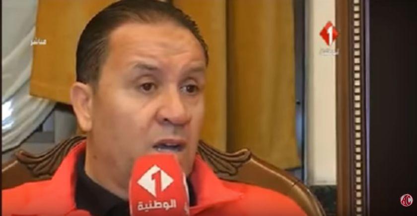 شاهد بالفيديو..هكذا رد مدرب منتخب تونس على انتقاد قراءته للفاتحة!