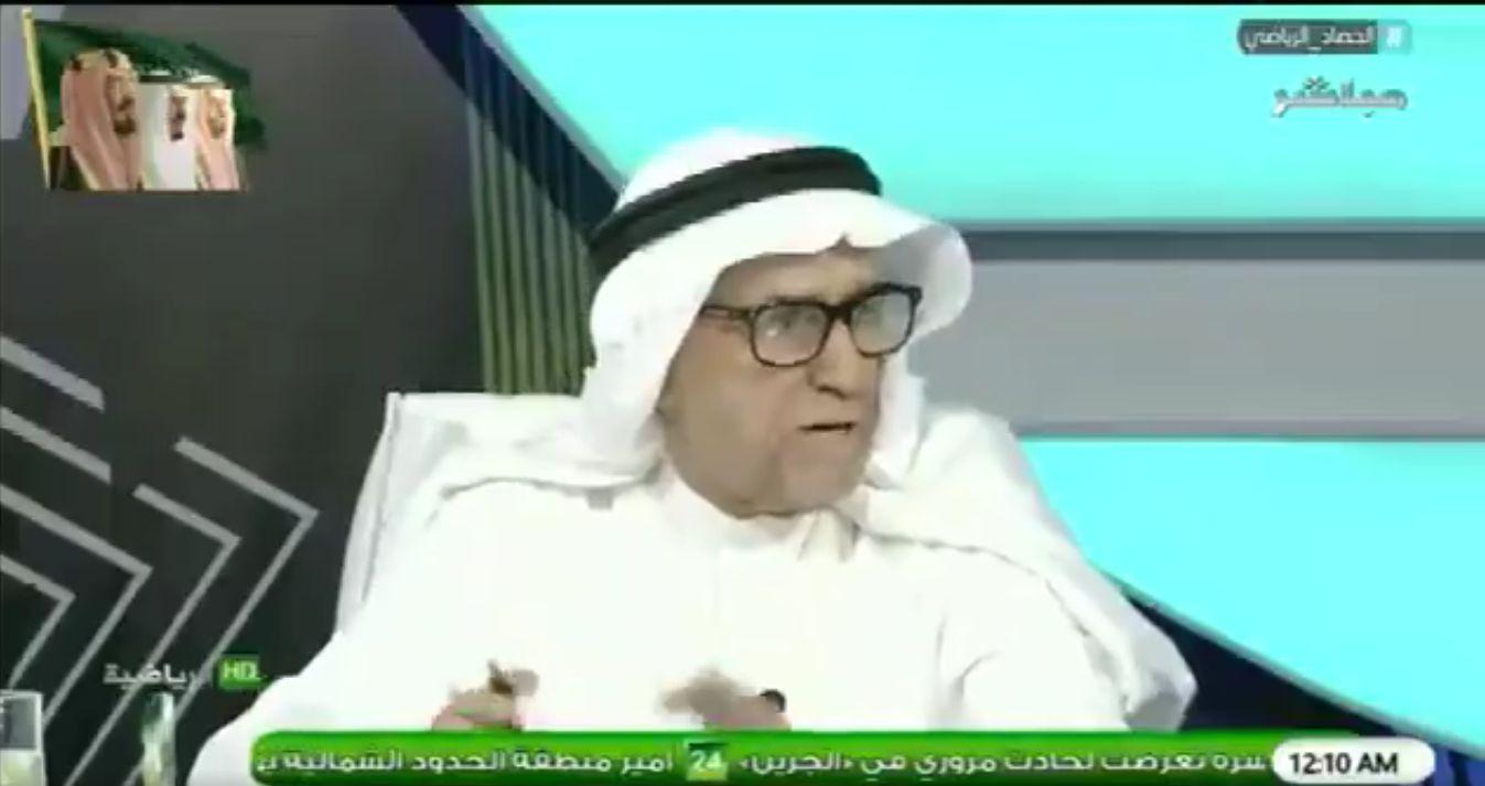 بالفيديو..عبدالرحمن السماري: منذ أن تأسس المنتخب السعودي ولاعبين الهلال هم الأكثر دائماً!