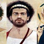 """جدل واسع بين الأقباط بشأن """"الهيئة المقدسة"""" لمحمد صلاح والنني وكوبر-صور!"""