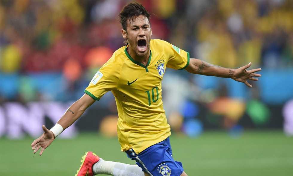"""""""صدمة"""" في المنتخب البرازيلي بسبب نيمار"""
