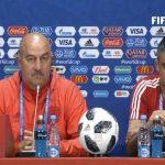 """تصريح """"مثير"""" لمدرب روسيا قبل لقاء الفراعنة: مصر تلعب بأسلوب واحد فقط..وتخطئ في تنفيذه!"""