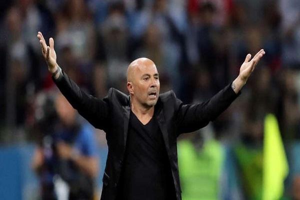 """أول تعليق لـ""""مدرب الأرجنتين"""" على الخسارة القاسية أمام كرواتيا"""