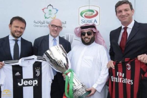 مفاجأة سعودية مدوية في الدوري الإيطالي!