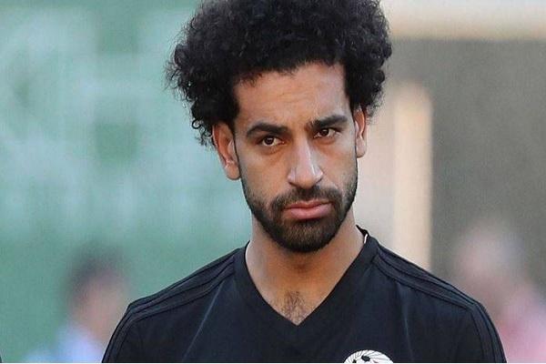 راموس يحتفل بخروج صلاح من كأس العالم