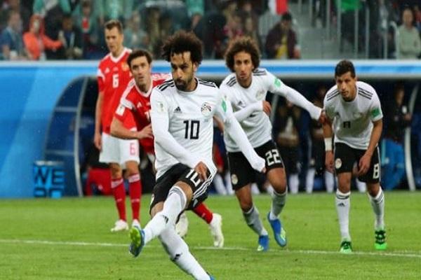 المنتخب المصري يكشف حقيقة اعتزال محمد صلاح الدولي