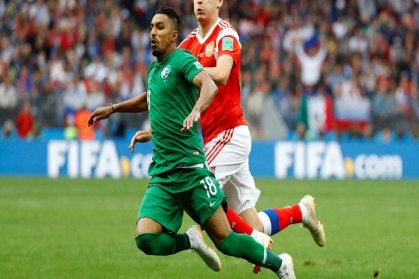 حارس روسيا: لاعبو السعودية ارتبكوا بعد الهدف الأول